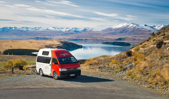 Campervan Hire Wellington: Compare Rates with DriveNow