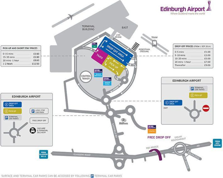 Car Hire Edinburgh Airport Car Rental Deals With Drivenow