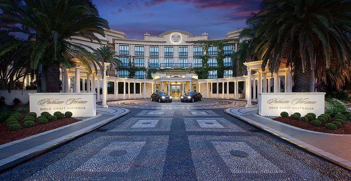 Palazzo Versace sur la Gold Coast