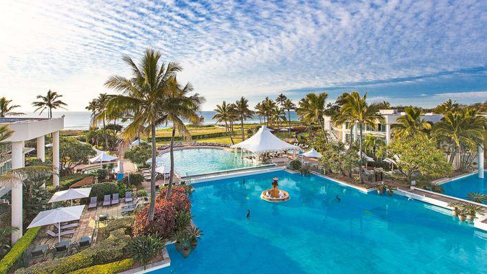 Sheraton Grand Mirage Resort sur la Gold Coast