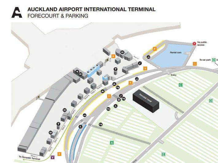 Car Hire Auckland Compare Cheap Car Rental At Auckland Airport