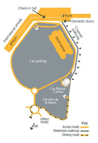 Budget Car Hire Edinburgh Airport